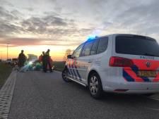 Man zwaargewond bij ongeval op dijk in Lexmond