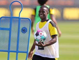 """89 goals in 56 matchen, lof van Haaland en op zijn 15de al ploegmaat van Dortmund-Belgen: """"Op zijn leeftijd is Moukoko de beste die ik ooit zag"""""""