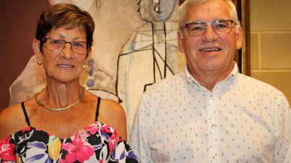 Martha en Denis vieren hun gouden huwelijk