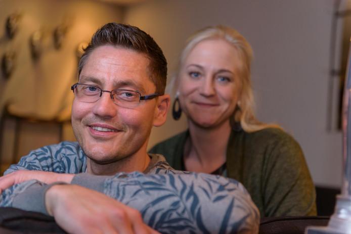 Roy Einhaus en zijn vrouw Marjolein kennen het belang van de donorwet