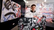 Michael Meyers stelt als laatste kunstenaar tentoon in Factum