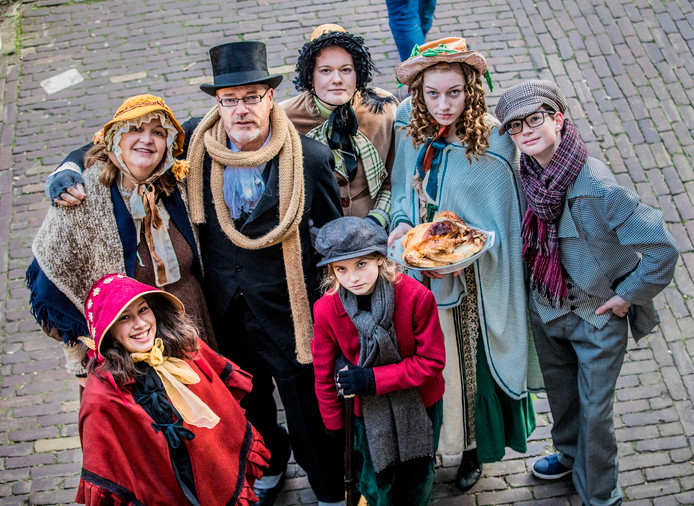 Dickens Festijn 2017 in Deventer. Foto Rob Voss