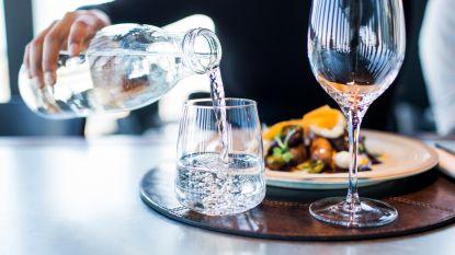 """""""Tijd dat restaurants water naar waarde schatten"""""""