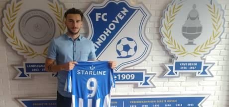 Carlone tekent voor twee seizoenen bij FC Eindhoven