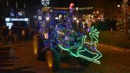 Derde verlichte tractorparade zorgt voor gezellige sfeer in Londerzeel