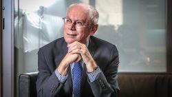 """Herman Van Rompuy: """"De Wever slaat al dagen wild om zich heen. Zijn gedrag roept vragen op"""""""