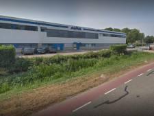 Brandweer rukt uit na brandmelding bij verpakkingenbedrijf Alpla in Mijdrecht