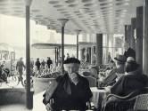Het idee van een bollendak boven het station is niet nieuw, kijk naar de foto uit de jaren 50