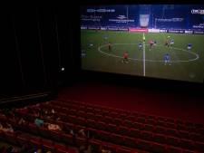 Fans balen in de bioscoop van eigen goal NEC: 'Dit zie je alleen in de vijfde klasse'