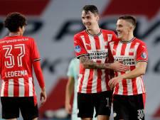 Voetballen met halve selectie gaat PSV beter af dan op volle kracht protesteren