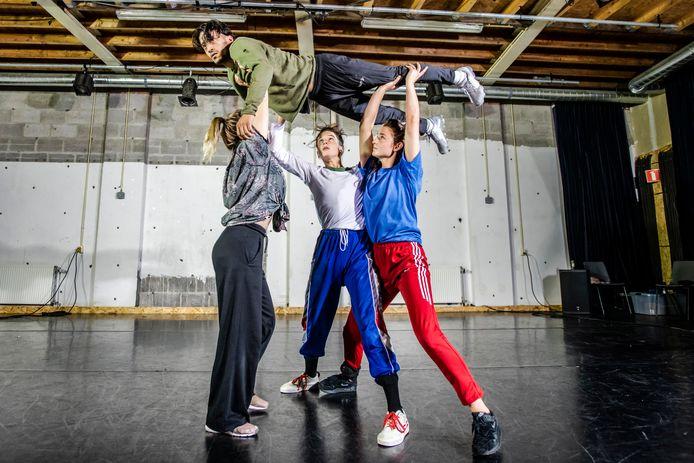 """Danser Ahmed El-Hassani: ,,Als ik dans doe ik geen vlieg kwaad."""""""