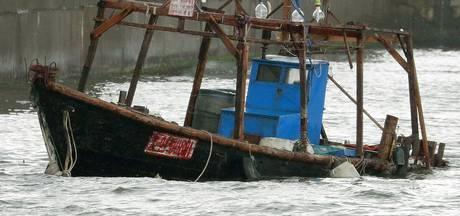 In Japan gestrande vissersboot zou uit Noord-Korea komen
