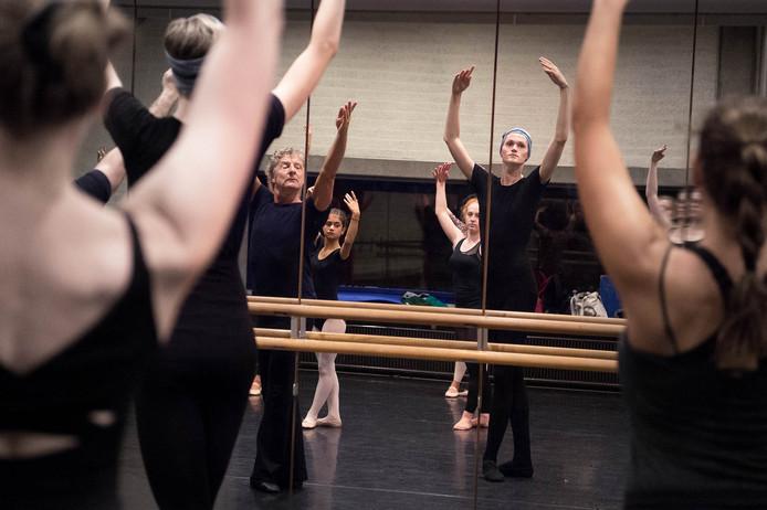 Ballet bij De Lindenberg.