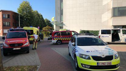 Antwerps OZ Ziekenfonds ontvangt brief met doodshoofd en wit poeder