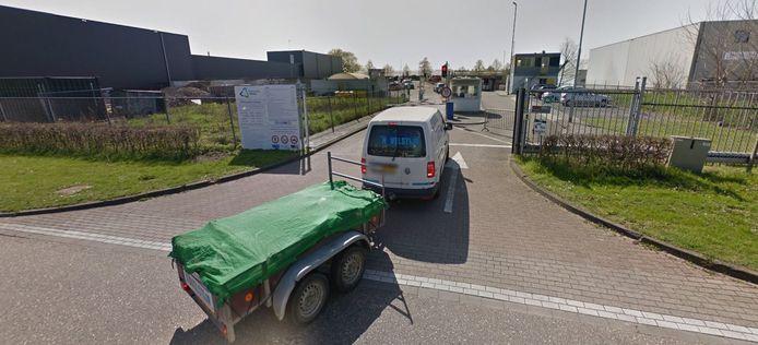 De milieustraten in Giessen (foto) en Werkendam zijn vaker geopend om piekmomenten tijdens de coronacrisis tegen te gaan.