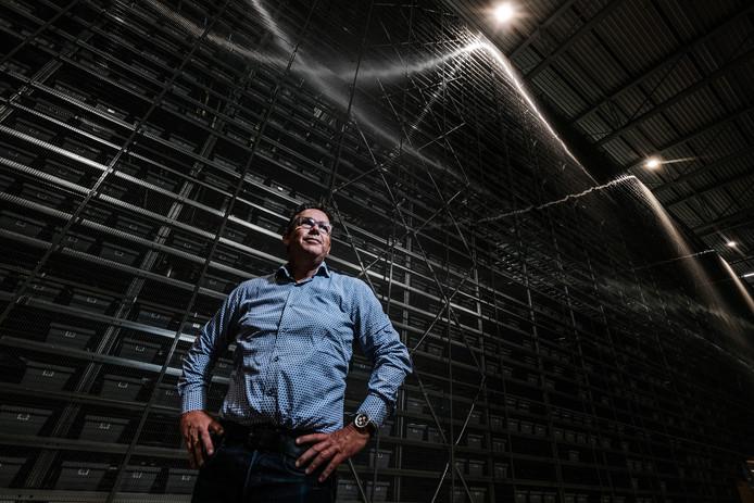 Directeur Jan Frans Berends: ,,Dit systeem is echt uniek in de wereld.''