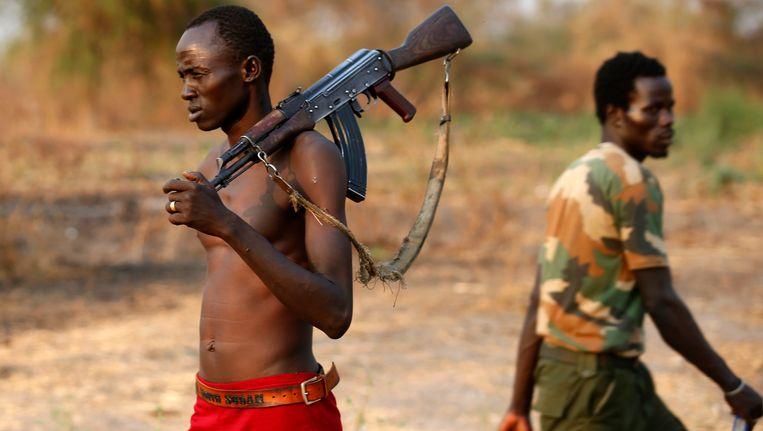 PAX werkt ook in Zuid Soedan aan vrede. Beeld REUTERS