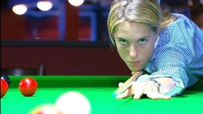 """Wendy Jans hekelt intrekken financiële steun door Belgische snookerbond: """"Na alles wat ik heb gedaan, krijg ik dit in return. Respect?"""""""