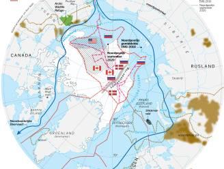 De oude Noordpool bestaat niet meer: om de nieuwe woedt een hevige strijd