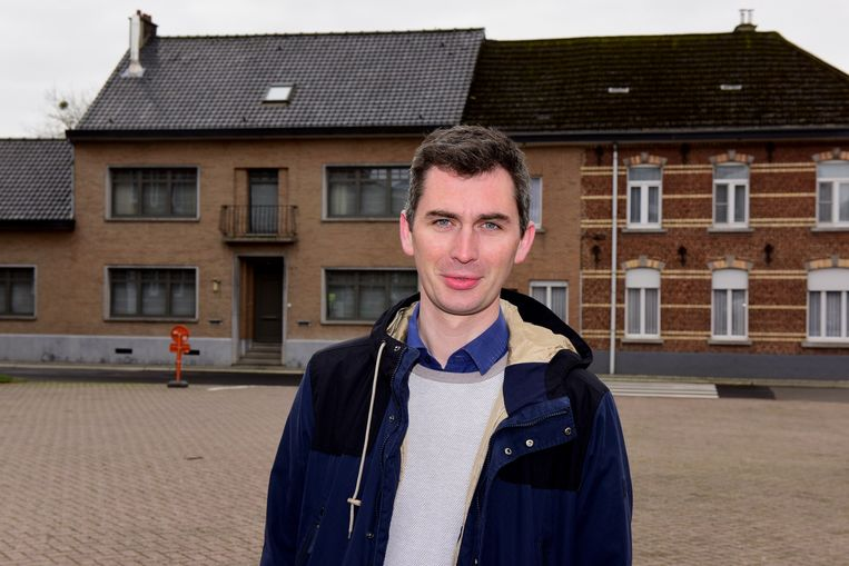 Simon De Boeck (CD&V) hoopt op een zitje in de Kamer