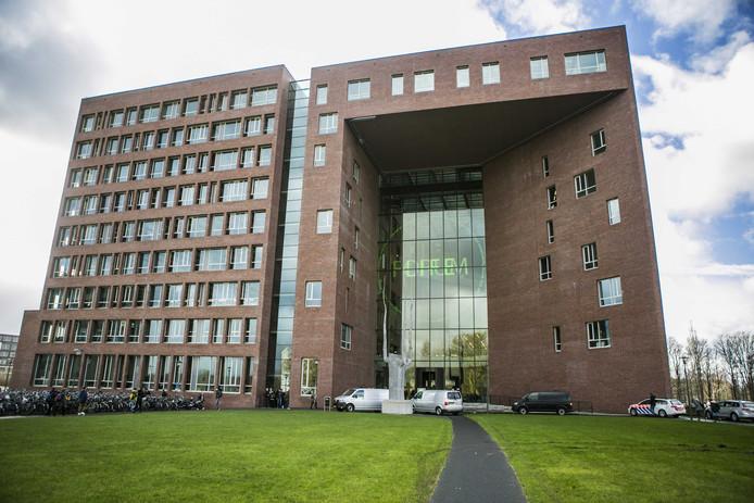 De campus in Wageningen.