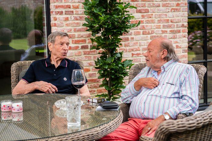 Rik Van Looy en Hugo Camps