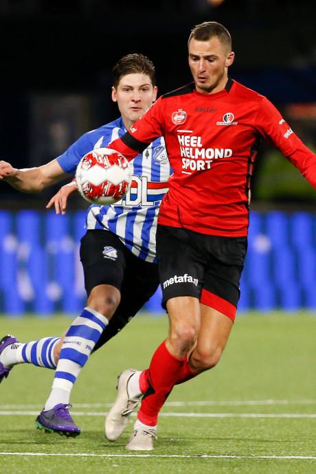 Weerzien met FC Utrecht voor Peijnenburg: 'Uit kleine dingen haal ik mijn geluk'
