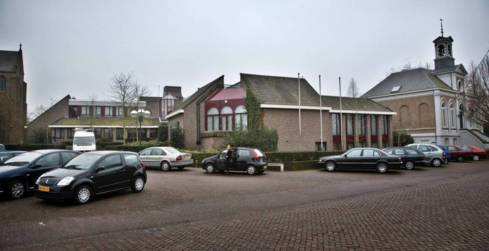 Gemeentehuis Heusden, in Vlijmen.