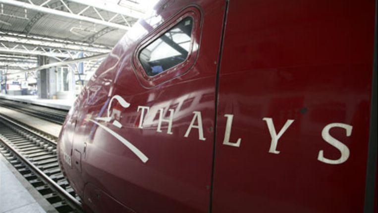 Metalen Kast Op Rails Hindert Urenlang Eurostar En Thalys