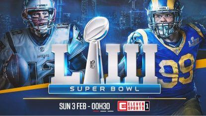 Super Bowl time! Spijker in aanloop van het grootste sportevenement ter wereld hier nog snel uw American Football-kennis bij