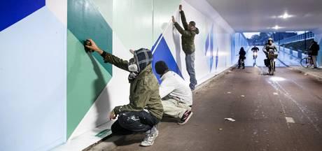 Grote twijfels over graffitikunst in Schijndel