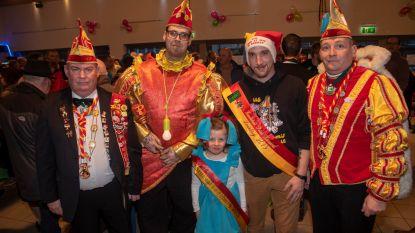 Kandidaten Prins Carnaval voorgesteld op nieuwjaarsreceptie Ledeberg