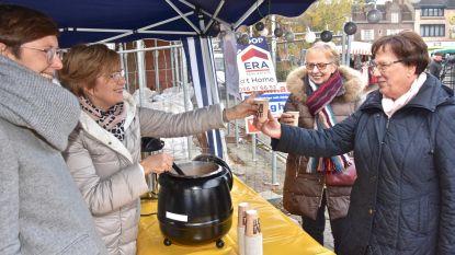 'Soep met babbeltjes' brengt buren dichter bij elkaar