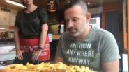 VIDEO: Brasschatenaar Cain bedwingt als eerste 'Cruiseschip van Balen'