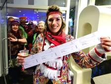 Mengeling van emoties bij verloting Priense Swaree in Roosendaal