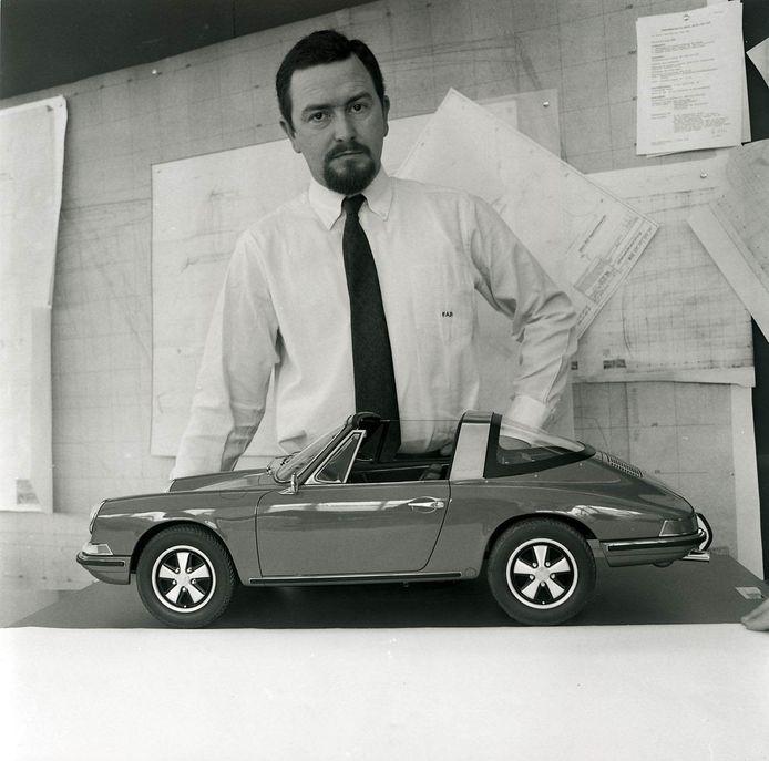 'Butzi' Porsche