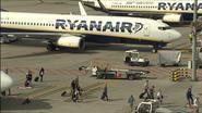 Ryanair ruziet met Waalse regering