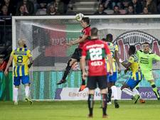 NEC en De Graafschap met grasmat in de top 4