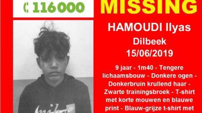 9-jarige Ilyas sinds zaterdag vermist: Child Focus doet oproep