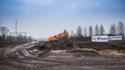 Werken Limburgse spoorwegen stapsgewijs hervat