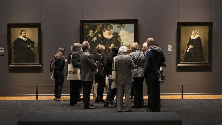 Het Rijksmuseum Beeld reuters