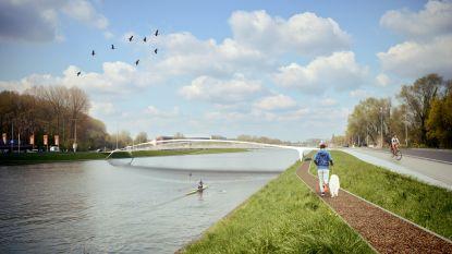Eenvoudigere brug over Watersportbaan bespaart stad 5 miljoen euro
