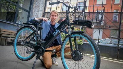 Elektrische deelfietsen Billy Bike gratis op zondag in de zomer