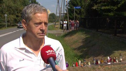 """Deze toeschouwer was getuige van fatale val Bjorg Lambrecht: """"Hij kwam met zijn hoofd op het beton terecht"""""""