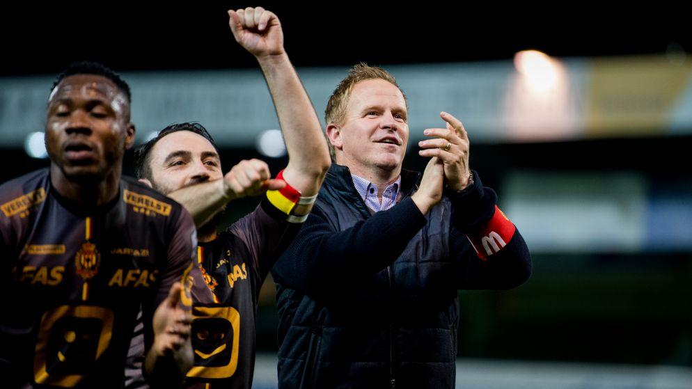 KV Mechelen biedt Vrancken verbeterd contract, vandaag al antwoord?