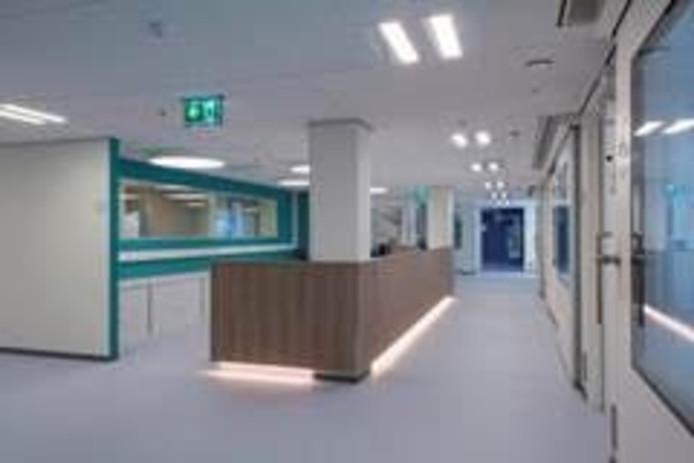 Nieuwe inrichting intensive care van Philips