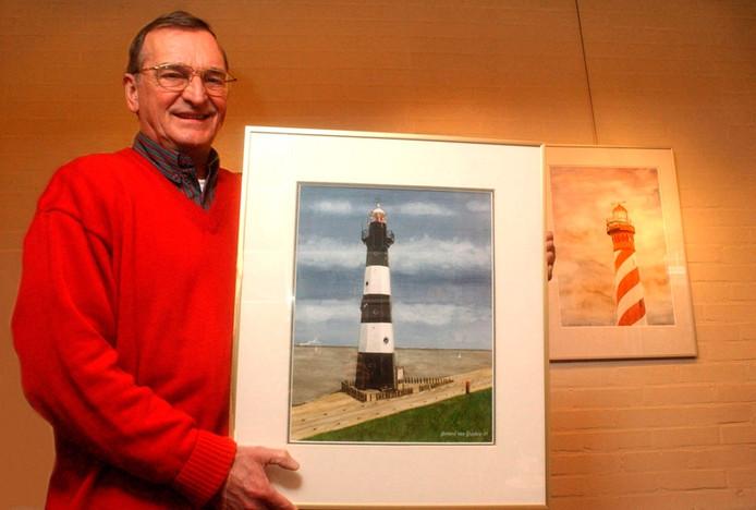 Gerard van Grieken in 2002. archieffoto Peter Nicolai