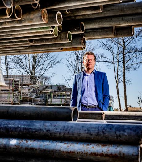 De bouw voelt de hete adem van derde crisis op rij: 'Je kunt er op wachten dat er bouwbedrijven omvallen'