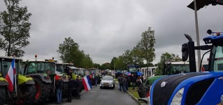 Minister Grapperhaus over boerenprotest bij distibutiecentra: 'Dit gaat echt te ver'
