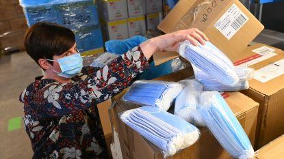 Lochristi koopt 27.000 stoffen mondmaskers aan